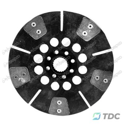 Sankabos diskas  Ø 310 - 45 X 50 - 24 / 5 PADS