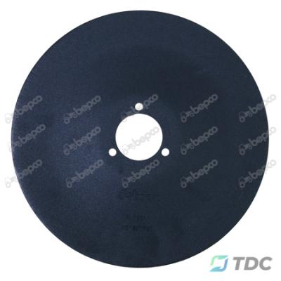 Kultivatoriaus diskas Ø300X2.5 FLAT 3 HOLES