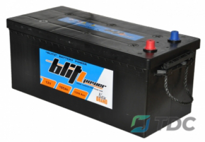 Akumuliatorius Blitz 185Ah / 1250A