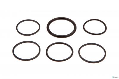 Guminių žiedų komplektas