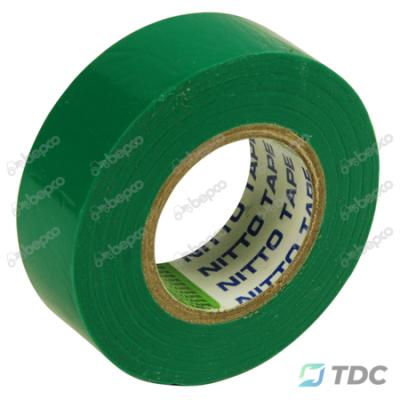 Izoliacinė juosta 19mm žalia