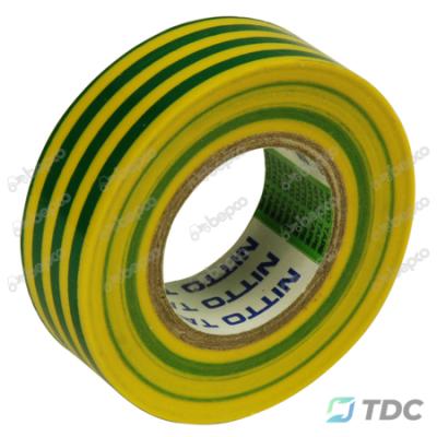 Izoliacinė juosta 19mm geltona/žalia
