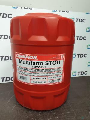 Transmisinė hidraulinė alyva 10w30 20l.