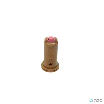 Dvisrautis keramikinis inžektorinis purkštukas