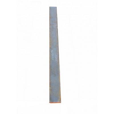 Virinamas priekinis peilis be skylių